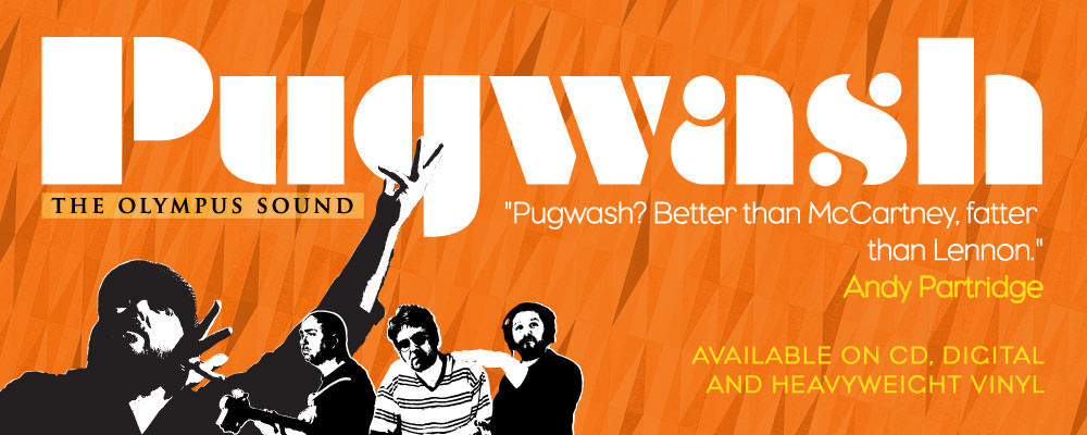 Pugwash's album The Olympus Sound on Lojinx