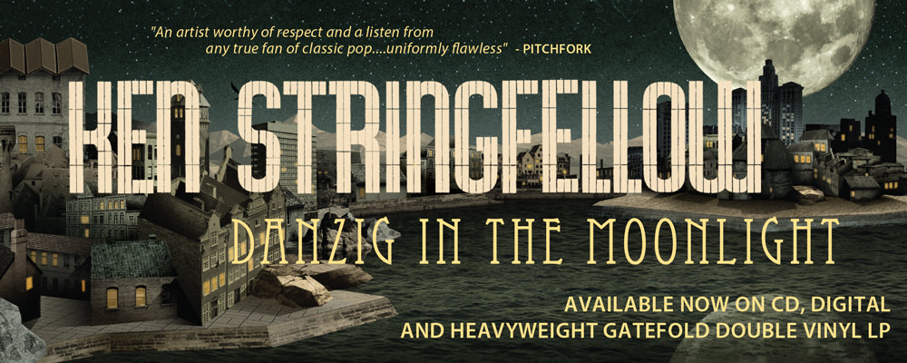 Ken Stringfellow's album Danzig In The Moonlight on Lojinx