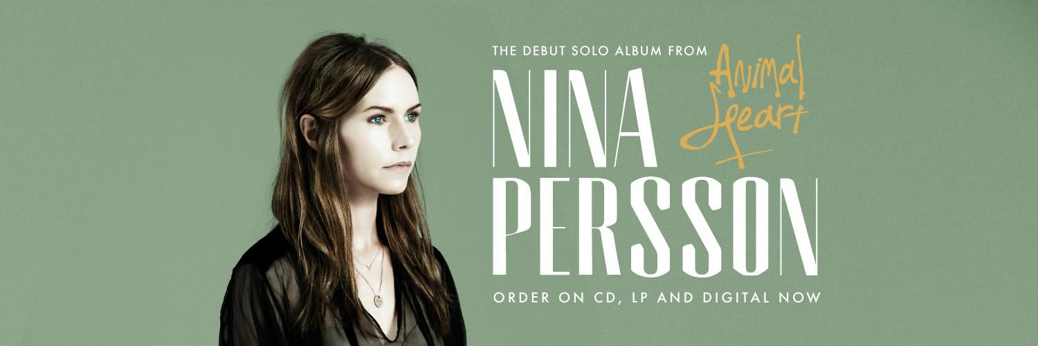 Buy Nina Persson - Animal Heart on CD, LP & Digital