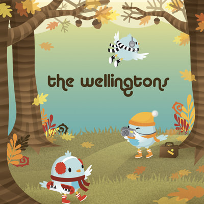 Lojinx LJX013 - The Wellingtons - Heading North For The Winter