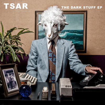 LJX049 - Tsar - The Dark Stuff EP