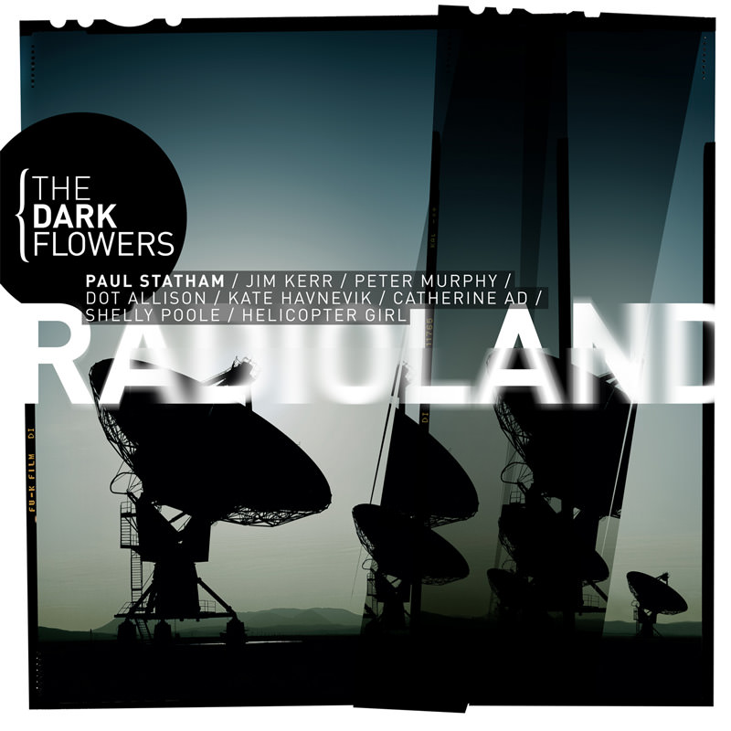 LJX052 - The Dark Flowers - Radioland