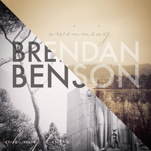 Brendan Benson - Swimming / Oh My Love - seven inch vinyl single