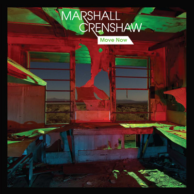 Lojinx LJX084 - Marshall Crenshaw - Move Now