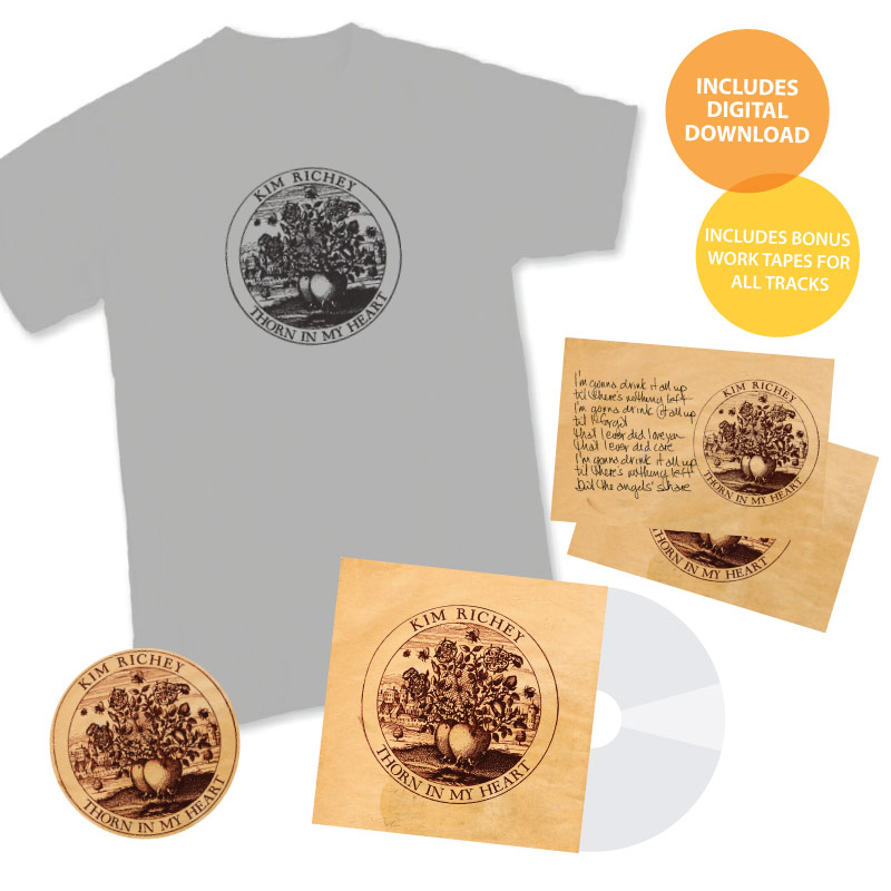 Thorn In My Heart (CD + Tee + Download)