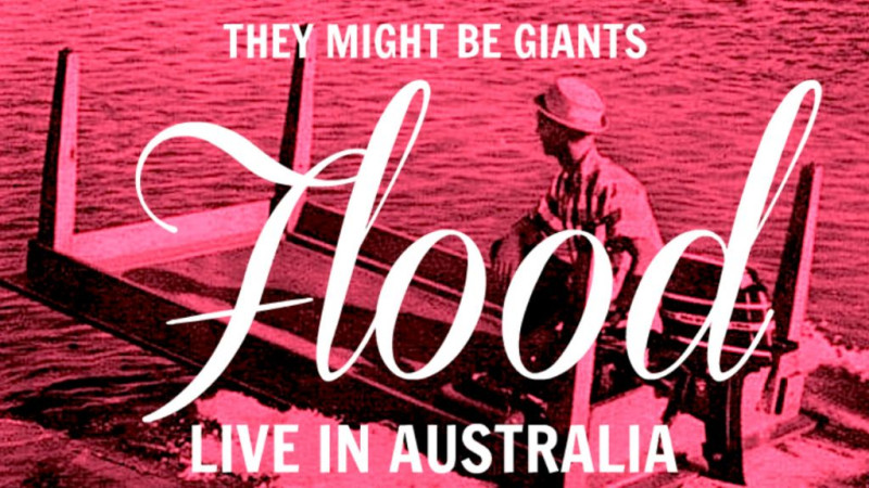 Flood Live in Australia – A free TMBG download