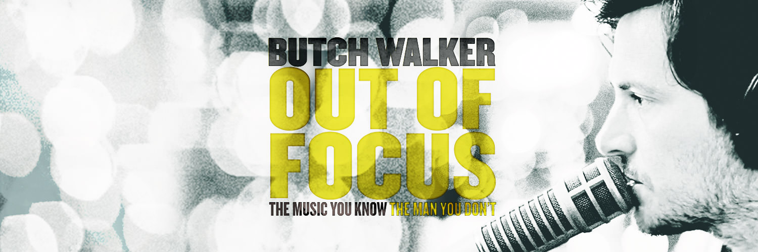 Buy Butch Walker - Out Of Focus on PAL DVD in Europe