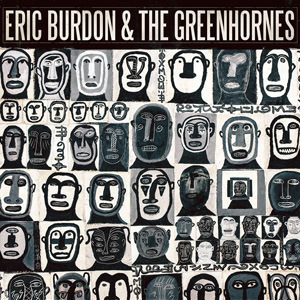 Eric Burdon & The Greenhornes 12-inch vinyl EP