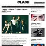 Clash Magazine premiere new Blitzen Trapper video