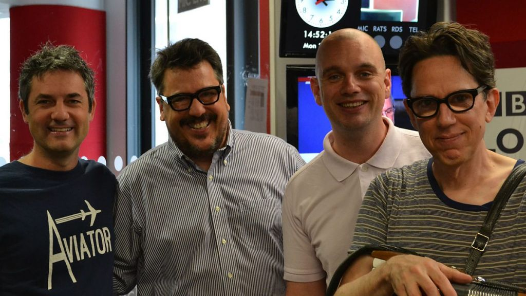 TMBG BBC Radio London