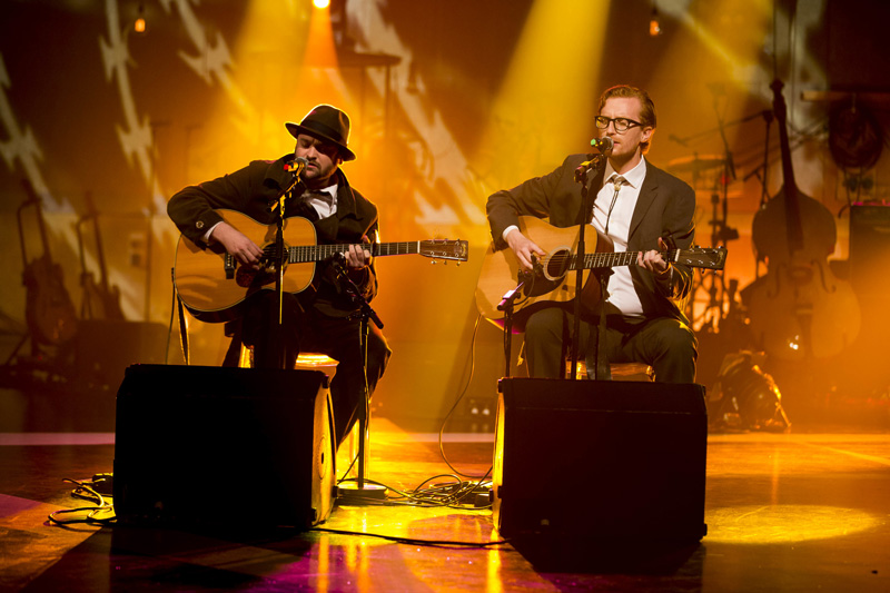 The Lost Brothers on The Imelda May TV Show
