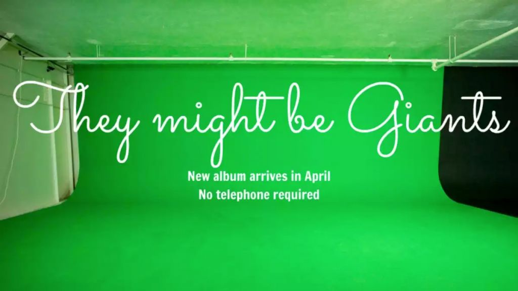 They Might Be Giants New Album