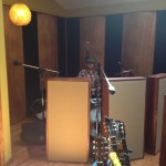 evan in the drum cave - half of the arkansas rhythm section