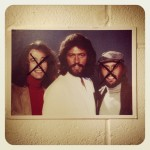 The Bee Gees..