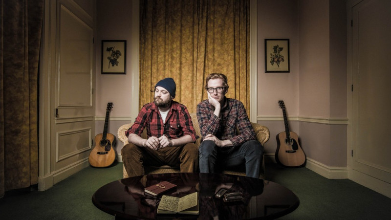 The Lost Brothers – UK dates with Stornoway