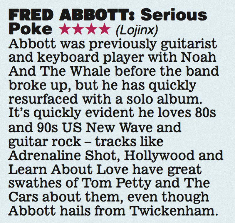 Fred Abbott Daily Express Review