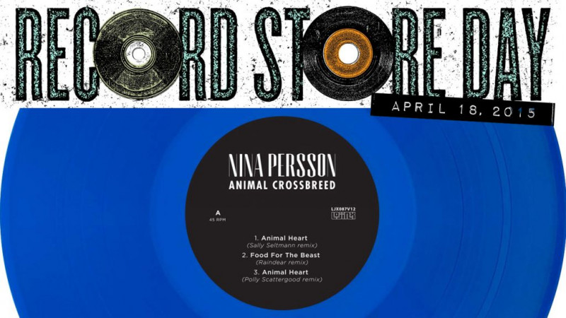 Record Store Day 2015: Nina Persson Animal Crossbreed