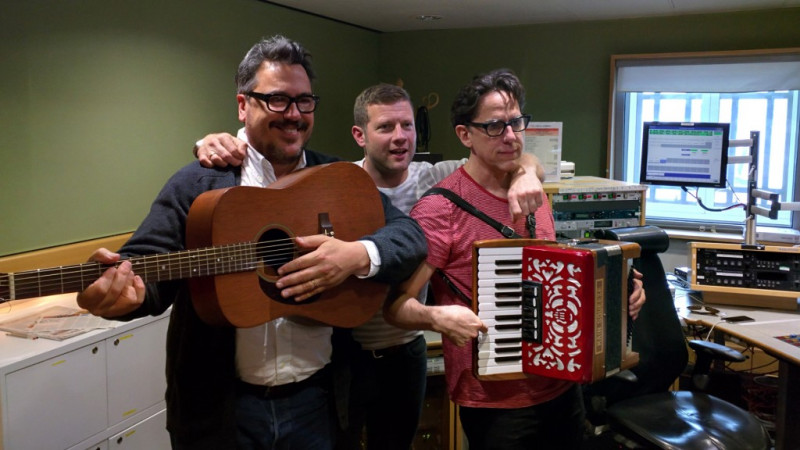 They Might Be Giants – Live on BBC Radio 2