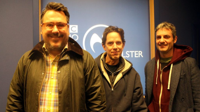 They Might Be Giants on BBC Radio Ulster