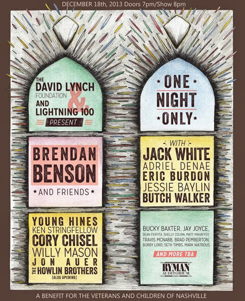 Brendan Benson & Friends