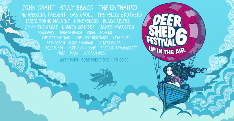 The Lost Brothers confirmed for Deer Shed Festival