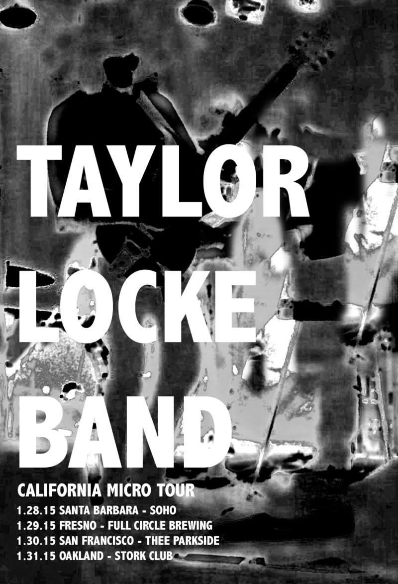 Taylor Locke US Tour Dates