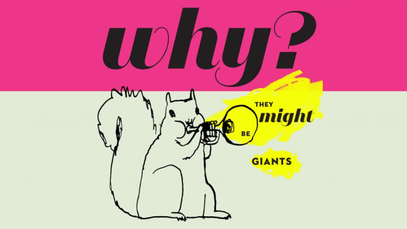 They Might Be Giants Why?
