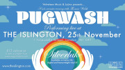 Pugwash album launch at The Islington, London