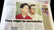 They Might Be Giants featured in The Metro