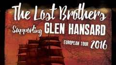 The Lost Brothers on tour with Glen Hansard