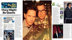 TMBG feature in Prog Magazine