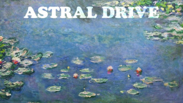 Astral Drive – Water Lilies