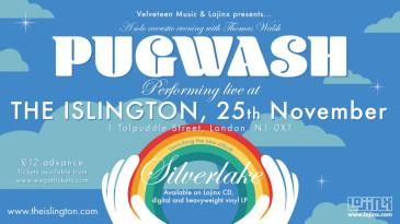 Pugwash album launch at The Islington, London