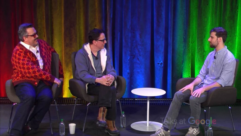 They Might Be Giants Talks at Google